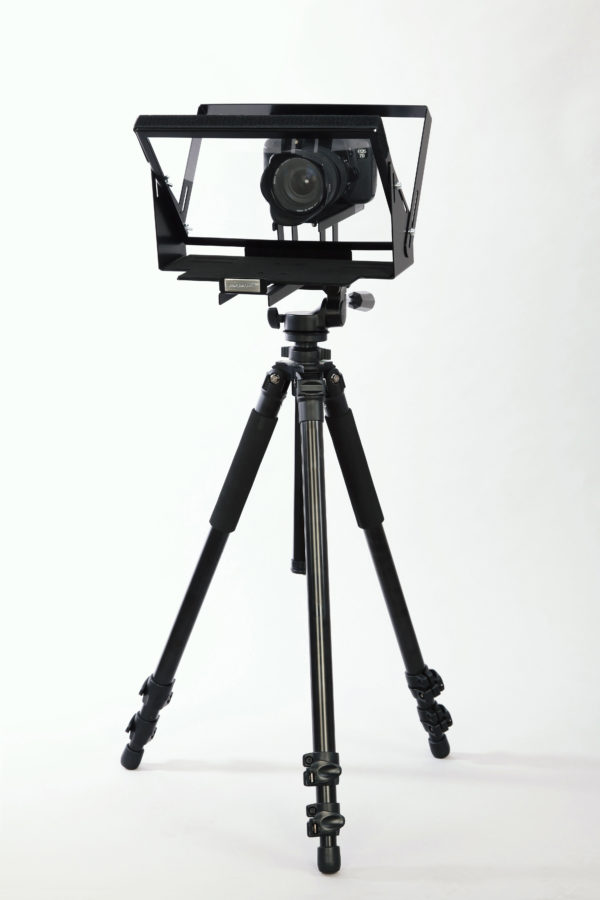 Prompter Premium ze statywem prompter promptery.com